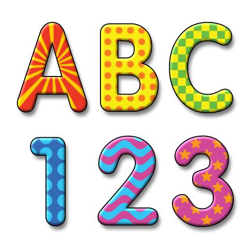 Get the Lek med bokstaver og tall (Norsk alfabet) - ASO - App ranking ...